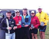SaddleBrooke competitors bring home Triathlon trophies.