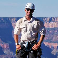 Matthew Nelson, executive director of the Arizona Trail Association