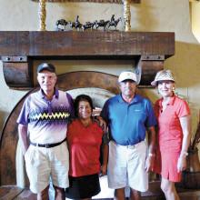 Stewart, Niemann, Rivas, Weiss: 1st Place Summer Classic