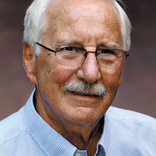 Biographer Jim Johnson