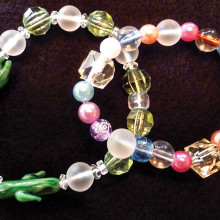 Rescue Bangles make great gifts while also supporting a good cause.