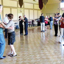 Latin dance classes keep your body and mind fit while having fun.