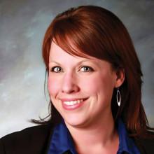Guest speaker Kelly A. Raach