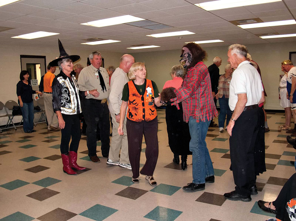 Witches and Goblins galore at the Cadillac Chaparral
