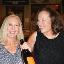 Debbie McGeehan and Melanie Murphy