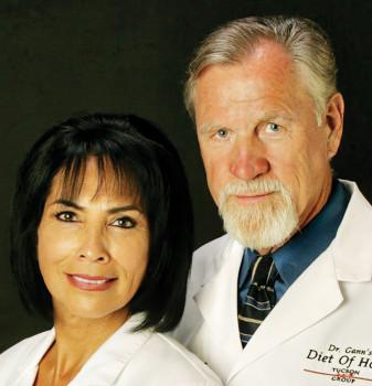 Dietmar and Elizabeth Gann
