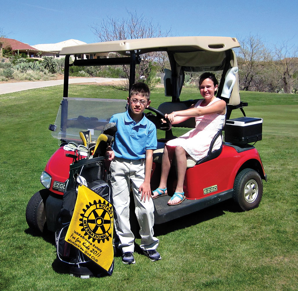 Fore For Kids--Helping at-risk kids in Pima and Pinal Counties since 2007