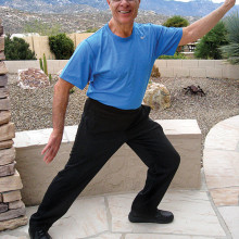 Joe Pinella provides SaddleBrooke residents with the opportunity to improve their balance and greatly reduce the threat of injury or death from a fall.