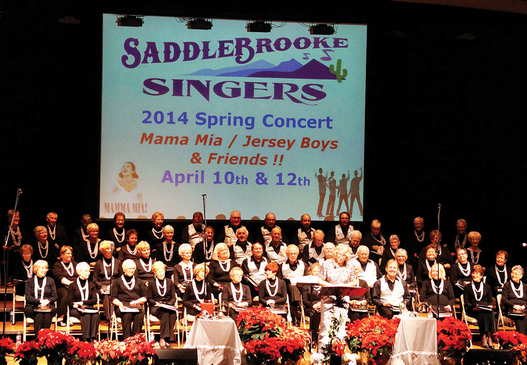 SaddleBrooke Singers