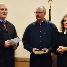 Judge Shawn Babeu, Michael Discher, Nancy Discher
