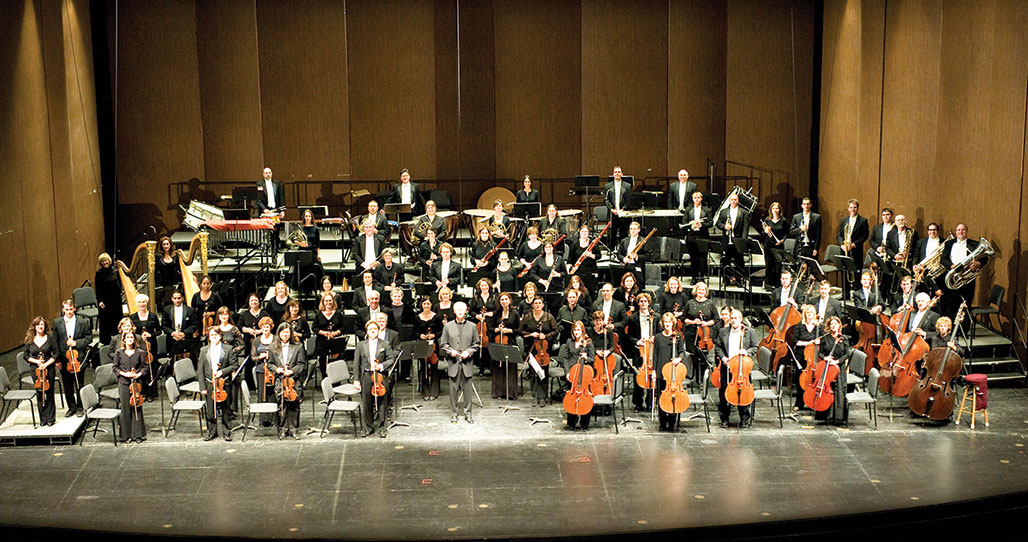 The Tucson Symphony Orchestra