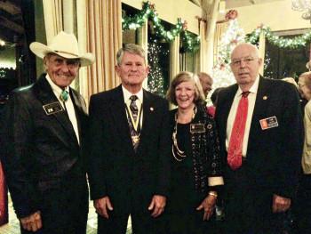 Rotary Club of SaddleBrooke members