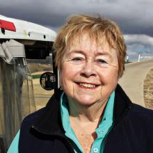 Patty Joy, Returning Niner