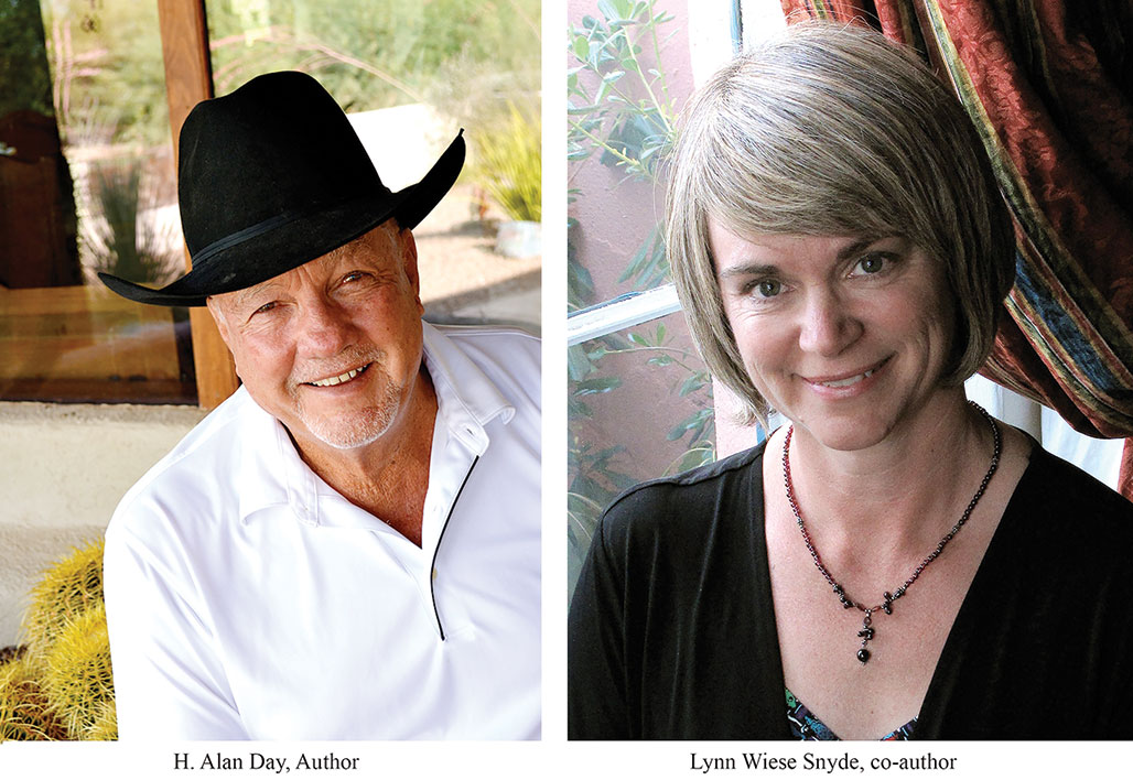Co-authors H. Alan Day and Lynn Wiese Snyde