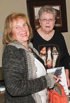 Women's Ministry, Susan Rajca and Margaret Falkowski
