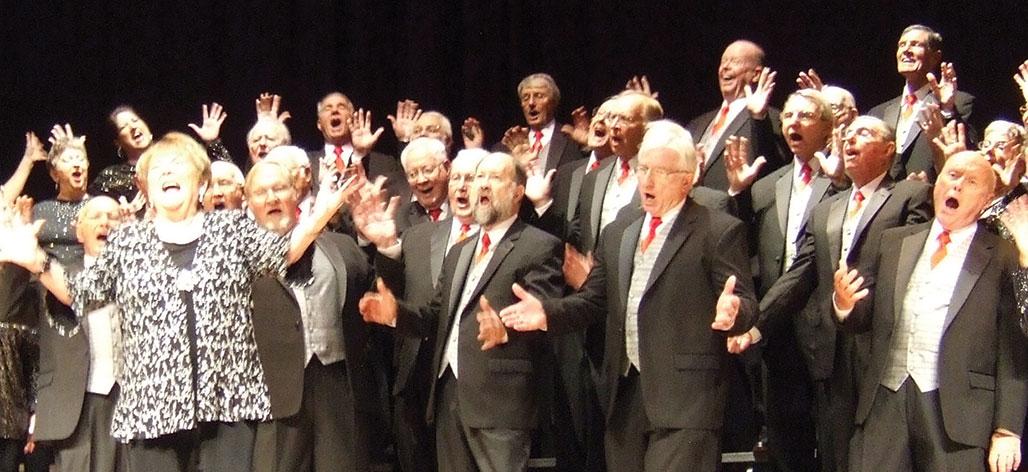Canada del Oro Barbershop Chorus
