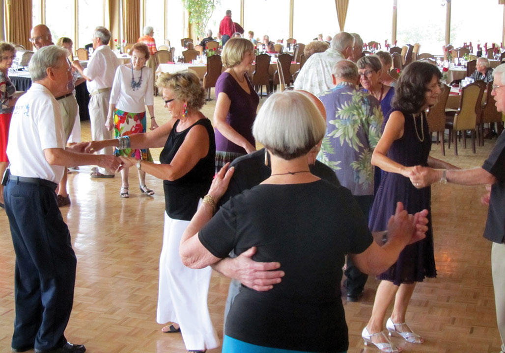 Caribbean and Beyond Dinner Dance Party at SaddleBrooke One