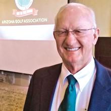 Arizona Golf Association President Bill Lich