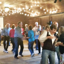 The SaddleBrooke Square Dancers take their club on a road trip to several outside venues.