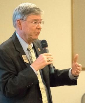 Representative Vince Leach