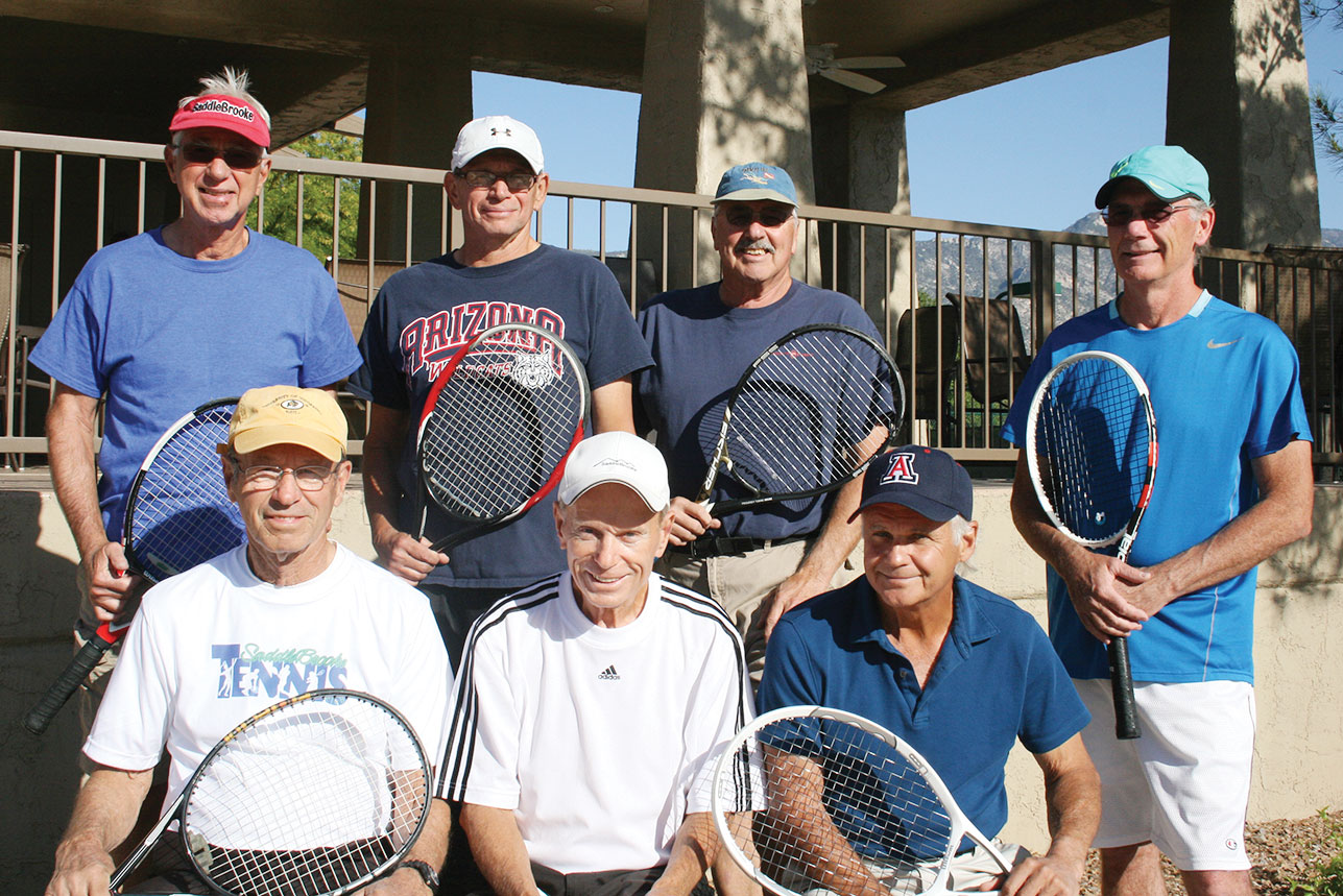 Top, left to right: Rich Reiner, Dewayne Nichols, Jim Abrahamson, Liam Flynn, Rich Wantuck, Joe Schullik and Bob Johnson. Not shown are Al Bush, Dave Johnson, Al Kacer, DeWayne Nicholes, Rich Reiner and John Serle.