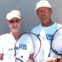 Joyce and Richard Wantuck
