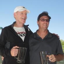 Chris Madsen and Gene McGeehan