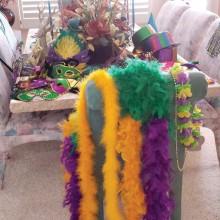 Francophiles prepares for fun Mardi Gras style