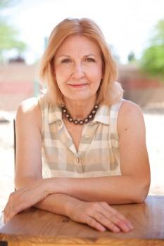 Thriller writer Becky Masterman