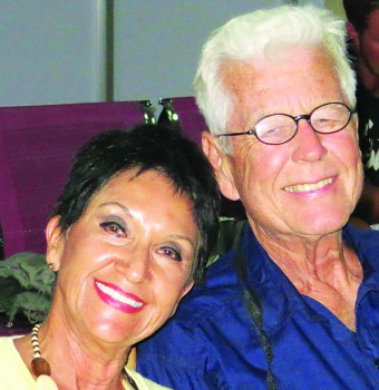 Madeline and Dr. Boyd Bosma