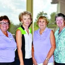1st place 2015 – Debbie Thompson, Karen Wendlandt, Connie Miller and Sandra Murray