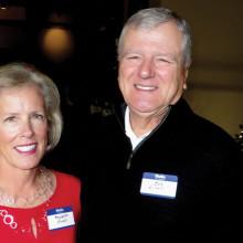 Maureen and Bob Evans