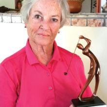 Susan Elliott, MPLN 2016 Club Champion