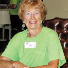 Volunteer Coordinator Sally Sample