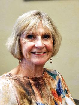 Speaker Nita Anders