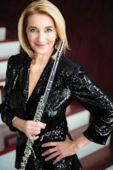 Grammy-nominated flutist Carol Wincenc joins the Southern Arizona Symphony Orchestra.