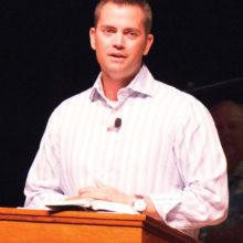 Chris Collins of Fellowship of Christian Athletes