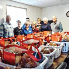 Our wonderful SaddleBrooke and SaddleBrooke Ranch volunteers
