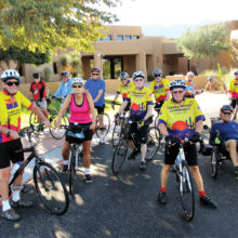 Cyclemasters are ready for another fun ride.