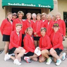 SaddleBrooke Women's 7.0 Team