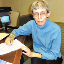 Ann Hinge, our bridge director