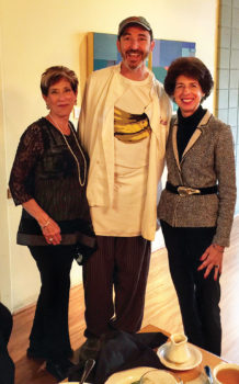 Donna Infald, Chef Levy, Judy Rogoway