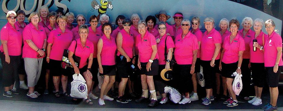 Twenty-nine members of MPLN attended the Leprechaun Knows Golf Tournament at Quail Creek.