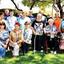 The Genealogy Club celebrates the twentieth anniversary of its founding.