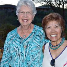 Phyllis Sarrels, Takeyo Eakin; missing Maggie Brown – Owls