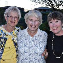 Shirley Samlaska, Gloria Eby, Vernie Tupa - Cactus Wrens