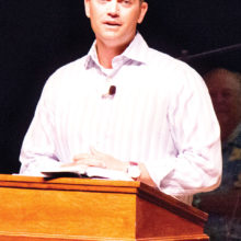 Chris Collins, Tucson Area Director of Fellowship of Christian Athletes