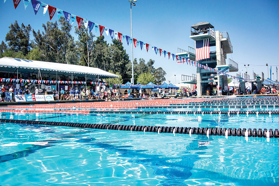 Riverside Aquatics Complex
