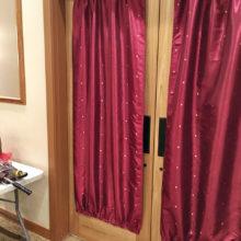 New MVCC Ballroom curtains!