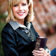 Bible Study teacher Beth Moore